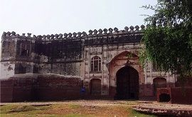 Beautiful View of Sheikhupura Fort