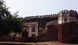 Sheikhupura Fort Main Gate