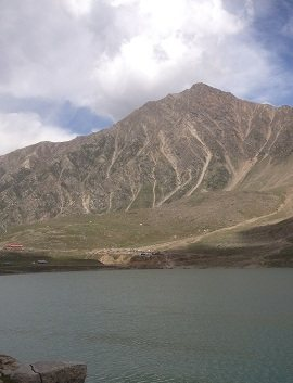 Side View of Saif ul Muluk