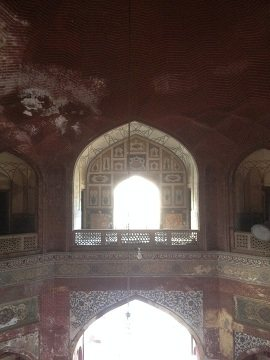 Wazir Khan Mosque Enterance