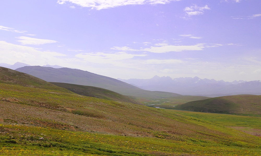 Vast Deosai Plains
