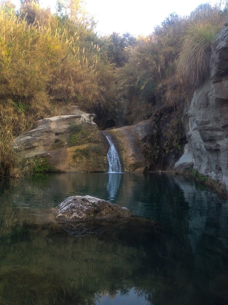 Magical view of Kanhatti Waterfall