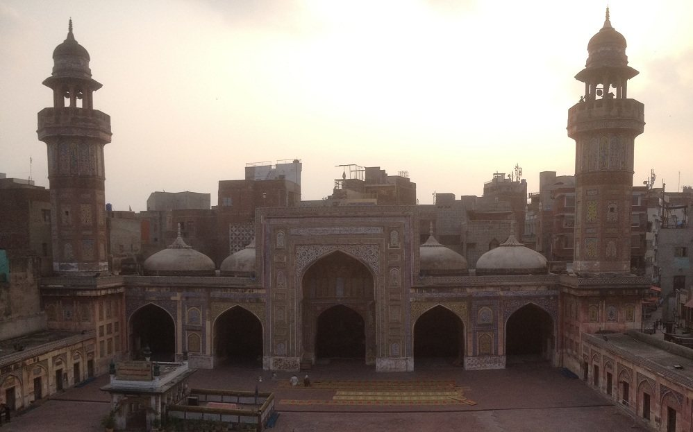 Wazir Khan Mosque Hall