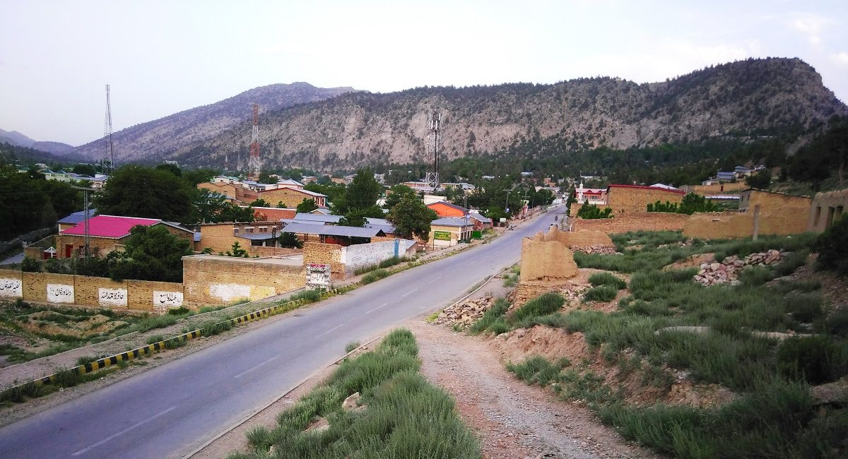 Ziarat in Summer Season